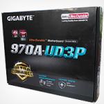 Обзор материнской платы GIGABYTE GA-970A-UD3P r.2