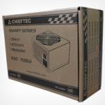 Обзор блока питания Chieftek GPS-700A8 Smart Series