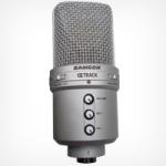 Технические характеристики студийного конденсаторного микрофона SAMSON G-TRACK