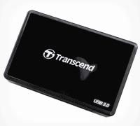 Обзор кардридера Transcend USB 3.0 RDF8K