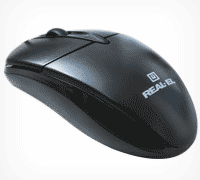 Обзор мыши REAL EL RM-211