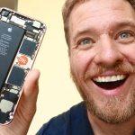 Как собрать свой iPhone 6S из запчастей