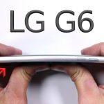 Эксклюзивный тест на прочность LG G6
