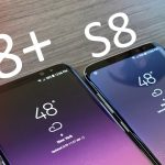 Сравнение Samsung Galaxy S8 и S8 Plus