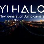 YI HALO новая видеокамера от Google с 17 линзами и разрешением 8К