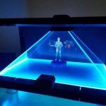 Рабочий прототип голографического помощника Cortana