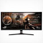 Последний 34 дюймовый широкоформатный монитор от компании LG с частотой обновления экрана 144Hz