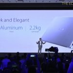 Компания ASUS представила новый ноутбук VivoBook Pro на конференции Computex 2017