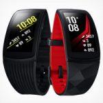 Водонепроницаемый Samsung Gear Fit 2 Pro может измерять даже плавание