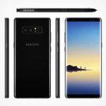 Samsung Galaxy Note 8 появиться с 15 Сентября