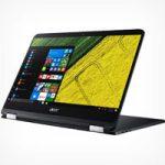 Acer линейка ноутбуков Spin 5 снабдили восьмым поколением процессоров Intel