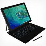 Новый безвентиляторный ноутбук от Acer c дискретной видеокартой от Nvidia и новейшим процессором от Intel