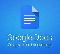 Google docs настройка прав доступа для редактирования документа