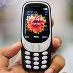 В скором времени появиться LTE версия Nokia 3310