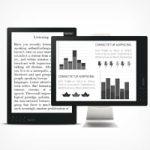 13.3 дюймовый e-reader стоит $800 и может быть одновременно и монитором