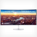 Новый изогнутый монитор от Samsung обладает Thunderbolt 3