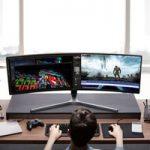 Теперь можно смотреть любимые сайты и программы на новом ультрашироком мониторе от Samsung