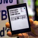 Samsung показал самый емкостной SSD в мире с объемом 30Tb