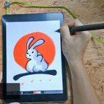 SonarPen стилус для iPad подключаемый в гнездо для наушников
