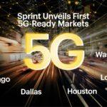 Оператор Sprint подготовил шесть городов для 5G сети