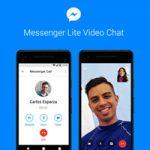 Facebook Messenger Lite добавил видеочат