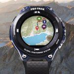 Casio анонсировала версию умных часов для пешего туризма