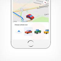 Google Maps добавил дополнительные иконки к навигации