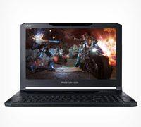 Acer представила новый игровой ноутбук Acer Predator Helios 500 с процессором от Intel