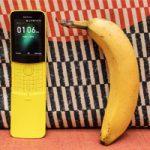 Банановый смартфон Nokia 8110 появиться в продаже позднее в этом месяце