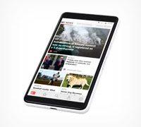 Microsoft News запустил обновленное приложение MSN app для iOS и Android