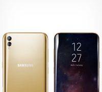 Золотой смартфон Samsung Galaxy S9 появиться в США 24 Июня