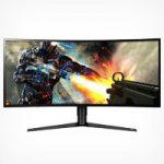 Новые ультраширокие игровые мониторы от LG обладают частотой обновления 144Hz