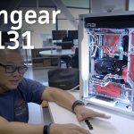 Распаковка игровой станции Maingear F131