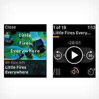 Теперь можно слушать Audible на Apple Watch