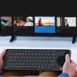 Logitech представила клавиатуру K600 для умного телевизора