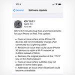 Обновление Apple iOS 12.0.1 исправляет медленный прием и зарядку устройства iPhone XS