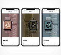 Появиться три новых бренда Apple Watch Nike+