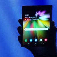 На гнущийся смартфон Samsung Galaxy F появилась цена и дата выхода