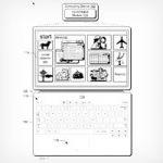 Microsoft запатентовала более тонкую версию Surface Pro с клавиатурой