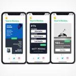 Приложение покажет что слушал пользователь в течении года на Apple Music