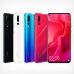 Huawei анонсировал смартфон Nova 4 с отверстием для камеры и 48Мп камерой
