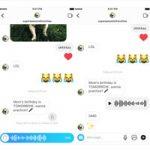 Instagram добавил голосовые сообщения
