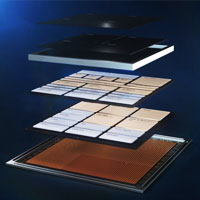 Intel показала презентацию архитектуры 3D укладки первого чипа Lakefield
