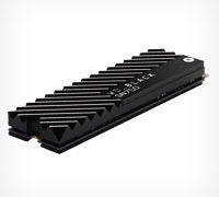 Игривой Western Digital Black SSD получил обновления в виде производительности и радиатора