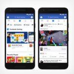 Facebook добавил выделенную вкладку Facebook Gaming в мобильное приложение