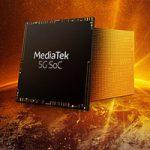 Первый чип 5G от MediaTek сохранит пространство и заряд аккумуляторной батарей