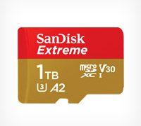 SanDisk объемом в 1Тб появился в продаже