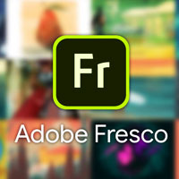 Новое приложение для рисования на iPad называется Adobe Fresco