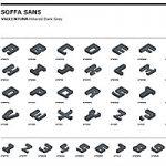 Ikea выпустила бесплатный диванный шрифт Soffa Fans