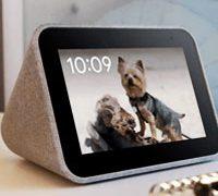 Умные часы Lenovo Smart Clock теперь отображают коллекцию фотографий Google Photos